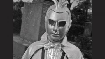 七色仮面 レッド・ジャガー 黒い手の戦慄