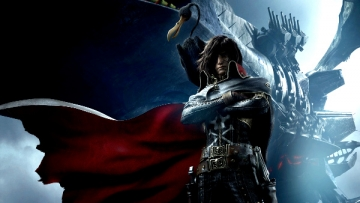 キャプテンハーロック -SPACE PIRATE CAPTAIN HARLOCK-