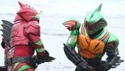 仮面ライダーアマゾンズ #7
