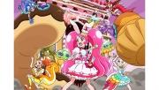 映画キラキラ☆プリキュアアラモード パリッと!想い出のミルフィーユ!