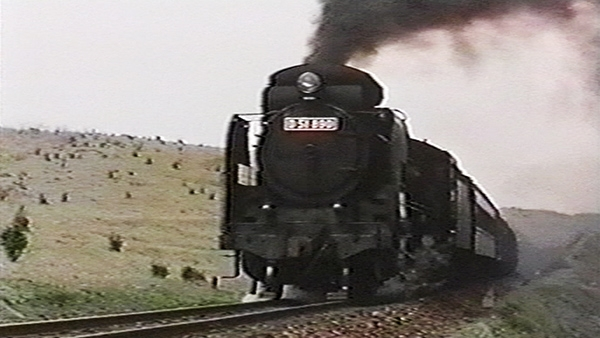 すばらしい蒸気機関車
