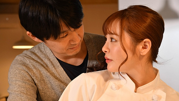 デリシャスボディガール・美咲 妖艶未亡人と愛欲たっぷりハンバーグ[R15+]
