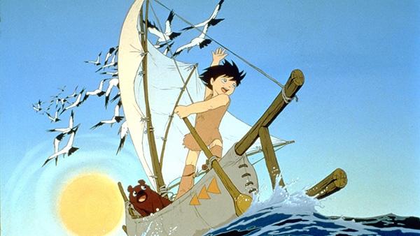 太陽の王子 ホルスの大冒険 4Kレストア版