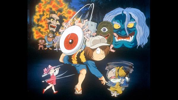 劇場版 ゲゲゲの鬼太郎 おばけナイター(1997)