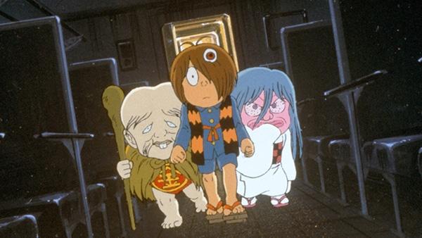 劇場版 ゲゲゲの鬼太郎 妖怪特急!まぼろしの汽車(1997)