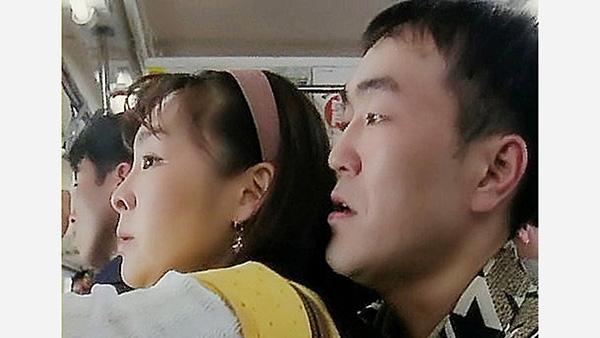 尻を撫でまわしつづけた男 痴漢日記4[R15+]