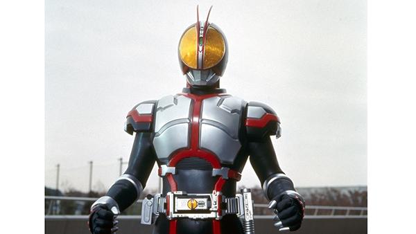 仮面ライダー555(ファイズ) 超解像版