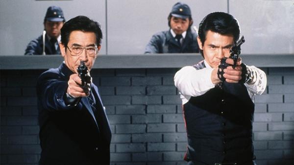 警視庁殺人課