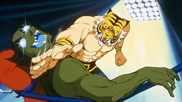タイガーマスク二世