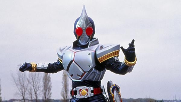 仮面ライダー剣(ブレイド) 超解像版