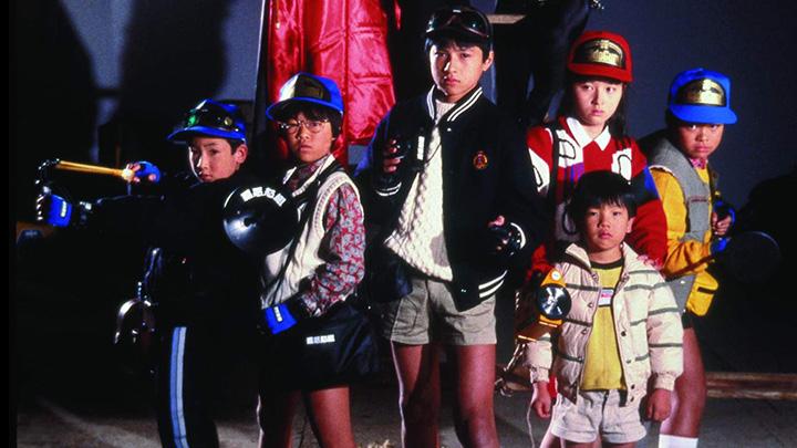 リクエスト多数! 傑作ファミリードラマ『おもいっきり探偵団 覇悪怒組』が放送開始!