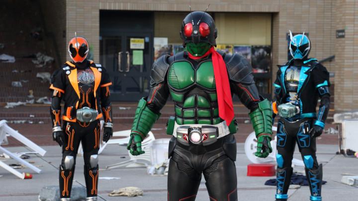 藤岡弘、が本郷猛役として出演した話題作『仮面ライダー1号』がTV初登場!