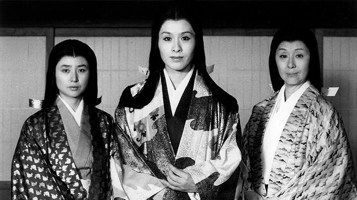 豪華女優陣が競演するオムニバス時代劇『大奥(1983)』放送スタート!