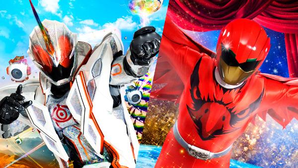 毎年恒例の人気企画!スーパーヒーローMAX【仮面ライダー・スーパー戦隊 特集】