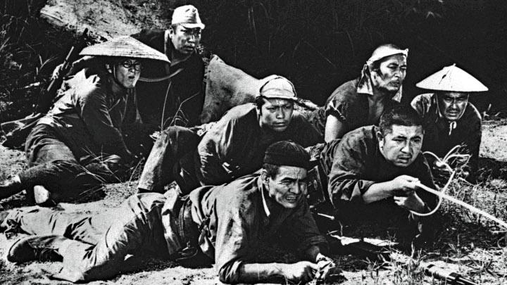 型破りな兵隊たちが活躍する戦争映画【特集 やくざな兵隊たち】