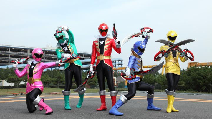 スーパー戦隊シリーズ第35作記念作品『海賊戦隊ゴーカイジャー』が放送スタート!