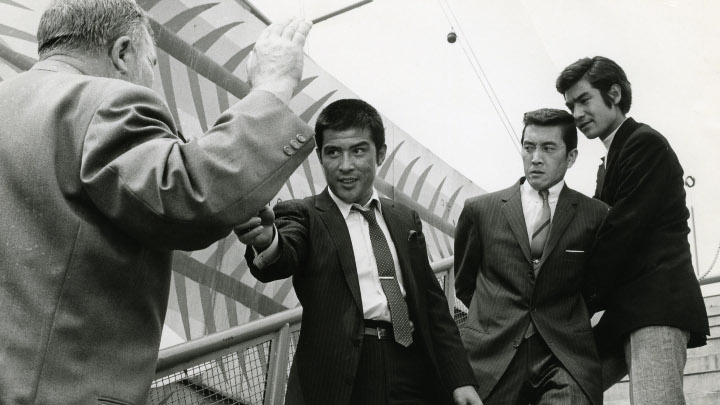 芥川比呂志主演のアクションドラマがチャンネル初で放送スタート!『ゴールドアイ』