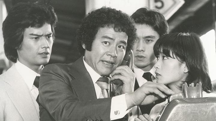 石立鉄男主演の異色刑事ドラマ『鉄道公安官』が放送スタート!