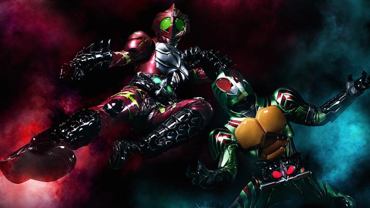 2か月連続特集【仮面ライダーアマゾンズのすべて Vol.1】