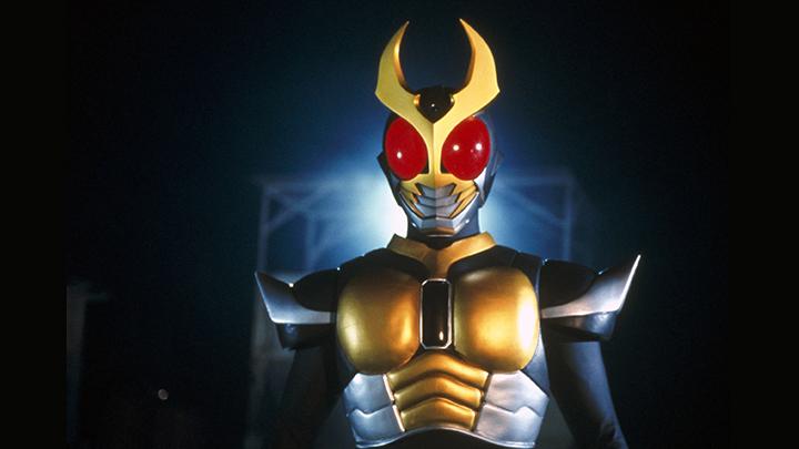 『仮面ライダーアギト[超解像版]』が放送スタート!