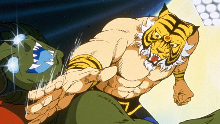 人気アニメの続編『タイガーマスク二世』が放送スタート!