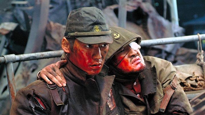 終戦の日を迎える8月に【戦記大作特集】