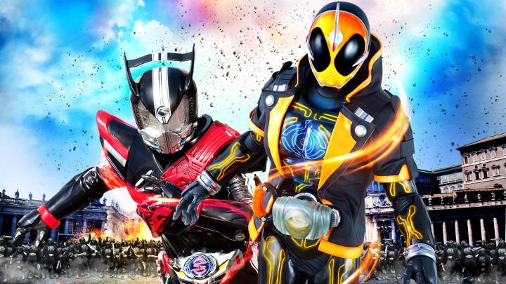 年末年始恒例企画 【スーパーヒーローCLIMAX】を2ヶ月連続展開!!